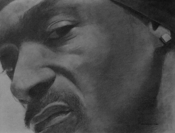 Snoop Dogg by sketch1961